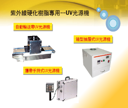 經濟型UV光源機