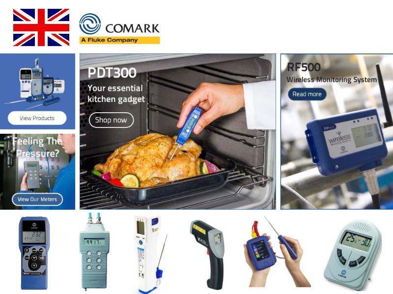 英國 COMARK 科學儀器系列