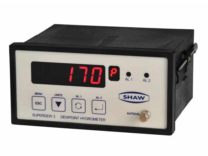 Superdew3 單通道在線濕度計