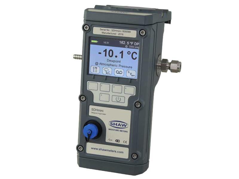 SDHmini & SDHmini-L 便攜式露點濕度計